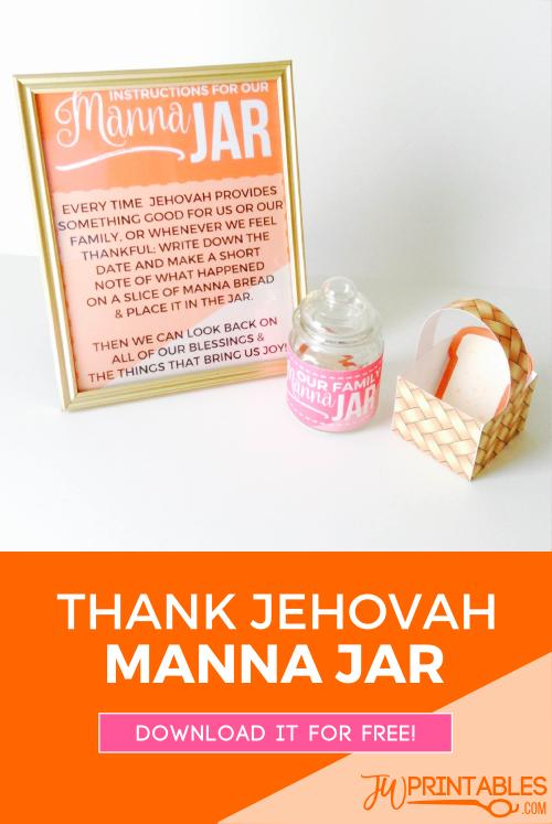 thank jehovah manna jar_pin
