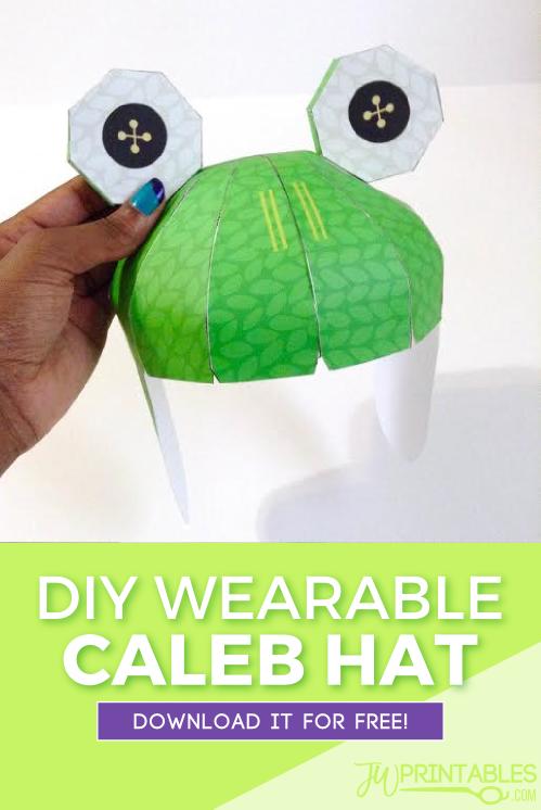 Wearable Caleb Hat