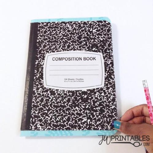 diy convention notebook 5