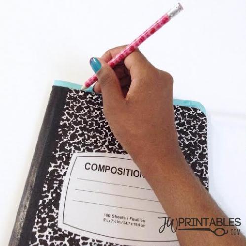 diy convention notebook 6
