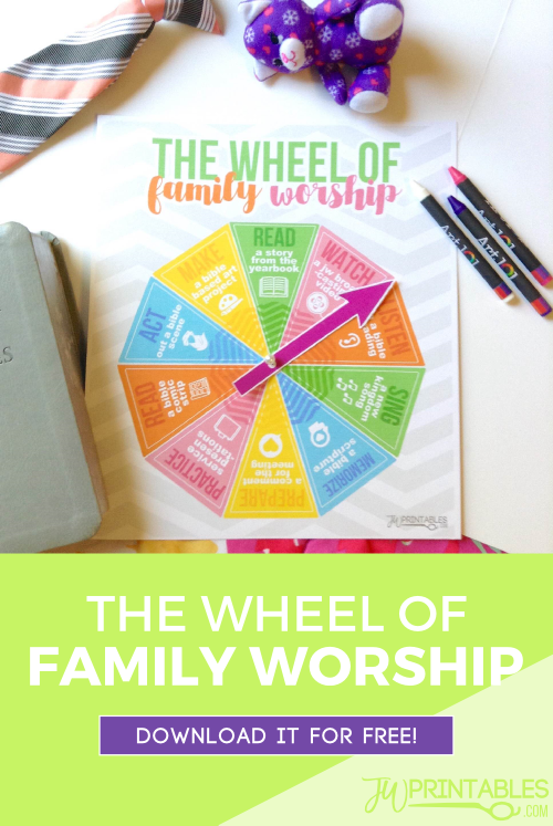 wheel of family worship_jw
