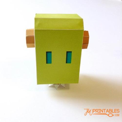 translator robot 18