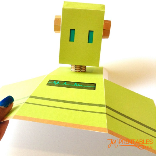 translator robot 21