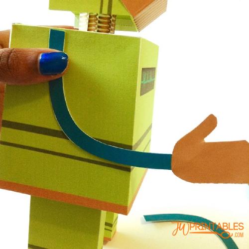 translator robot 30