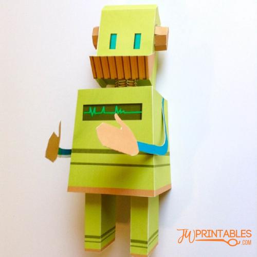 translator robot 31