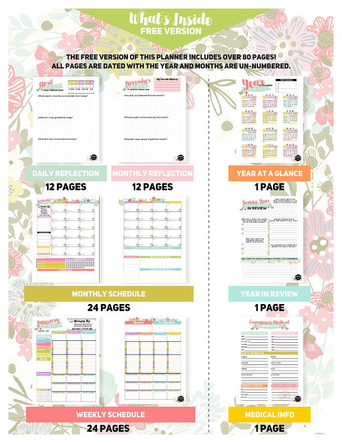 download schedule planner