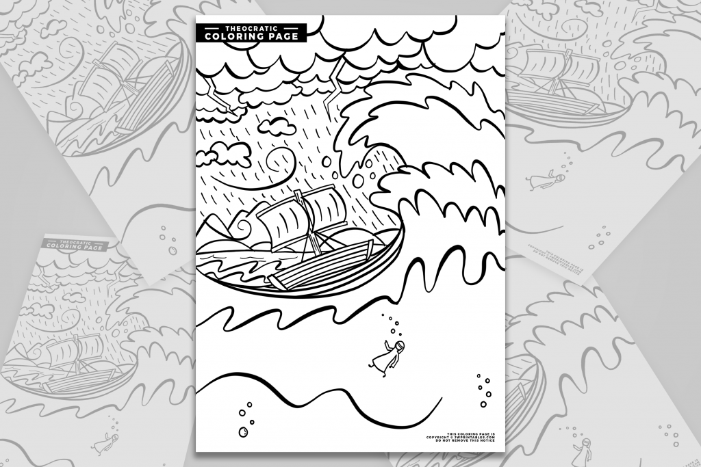 Collection Jw Coloring Pages Pictures - Sabadaphnecottage